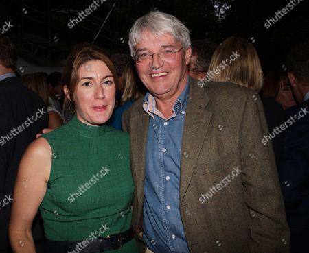 Gabby Bertin and Andrew Mitchell