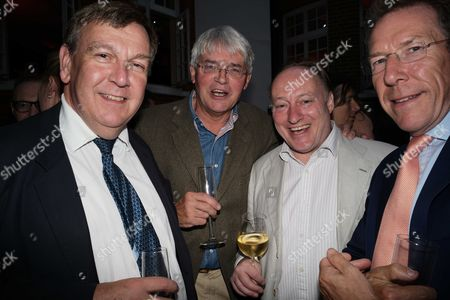 John Whittingdale, Andrew Mitchell and Andrew Roberts