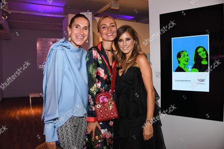 Annette Weber, Viktoria Rader, Cathy Fischer