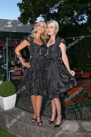 Kristina Bach and Kriemhild Siegel,