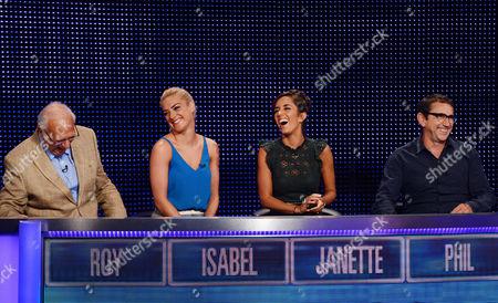 (Ep 4) Roy Hudd, Isabel Hodgins, Janette Manrara and Phil Daniels