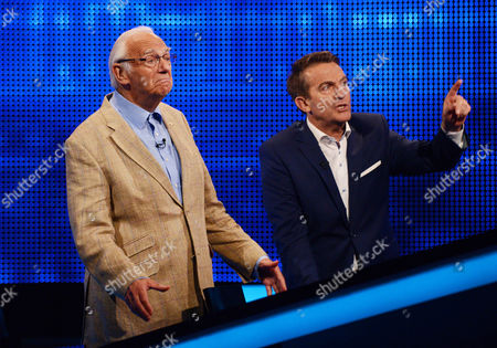 Editorial photo of 'The Chase Celebrity Special' TV Series - Jul 2017