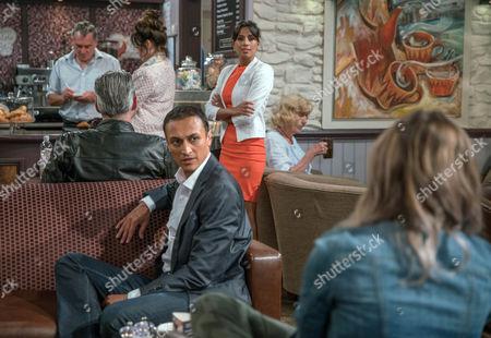Editorial image of 'Emmerdale' TV Series - Jul 2017