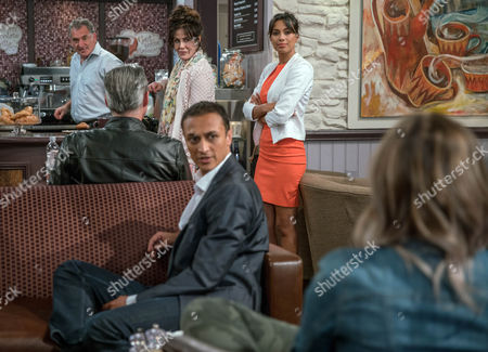 Editorial picture of 'Emmerdale' TV Series - Jul 2017