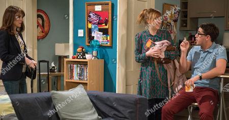 Editorial photo of 'Emmerdale' TV Series - Jul 2017