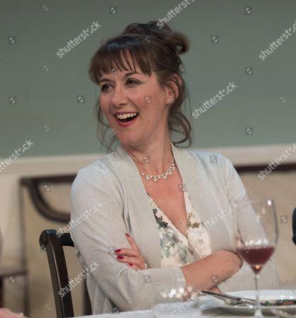 Stock Photo of Alexandra Gilbreath as Gill