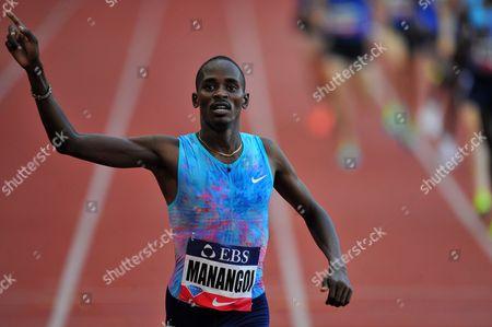 Elijah Motonei Manangoi, Kenya