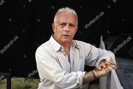 The writer Hanif Kureishi