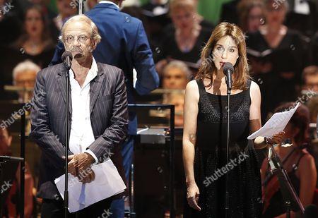 Patrick Chesnais and Elsa Zylberstein