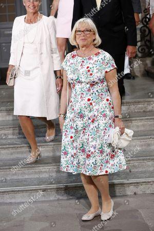 Editorial photo of Crown Princess Victoria's 40th birthday, Stockholm, Sweden - 14 Jul 2017