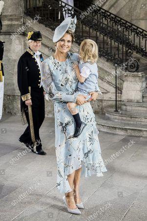 Princess Madeleine, Prince Nicolas