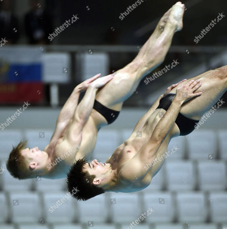 Jack Laugher and Chris Mears