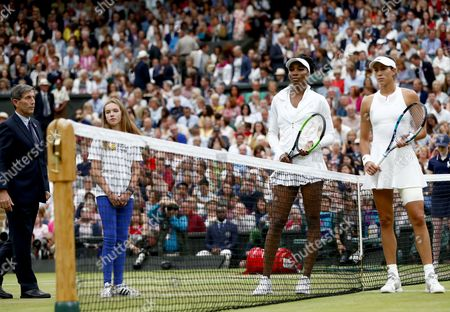 Editorial image of Wimbledon Championships, United Kingdom - 15 Jul 2017