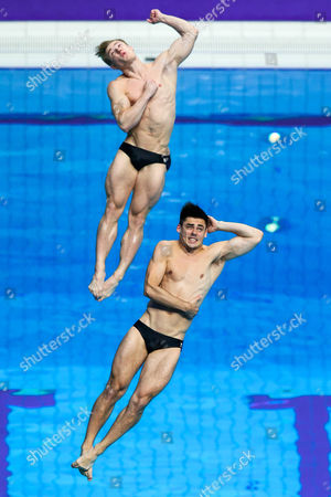 Editorial photo of Fina World Championships 2017 - 15 Jul 2017