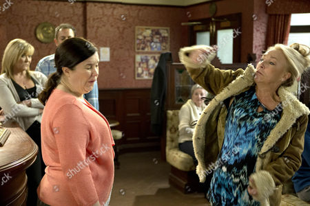 Editorial picture of 'Coronation Street' TV Series - Jan 2016