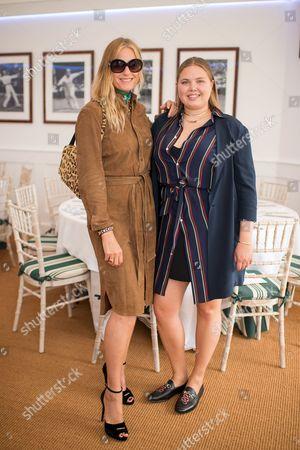 Editorial image of The Polo Ralph Lauren VIP Suite, Wimbledon Tennis Championships, London, UK - 15 Jul 2017