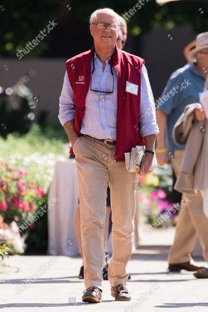 Editorial picture of Allen & Company Sun Valley Conference, Idaho, USA - 15 Jul 2017