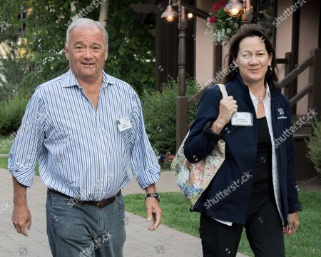 Paul Brooke and Kathleen McGarragher