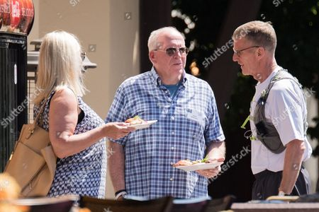 Editorial image of Allen & Company Sun Valley Conference, Idaho, USA - 15 Jul 2017