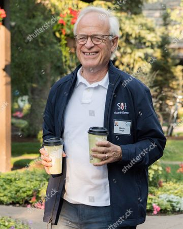 Stock Photo of Martin Indyk, VP of the Brookings Institution