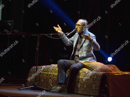Stock Image of Franco Battiato