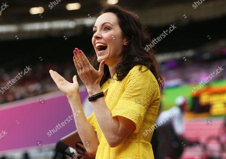 Editorial image of World Para Athletics Championships 2017, Day Three, London Stadium, London, UK, 16 July 2017