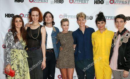 Shiri Appleby, Breeda Wool, Meredith Hagner, Mia Lidofsky, Zoe Chao, Celia Rowlson-Hall