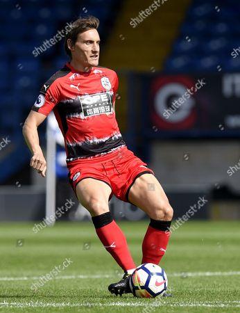 Dean Whitehead of Huddersfield Town