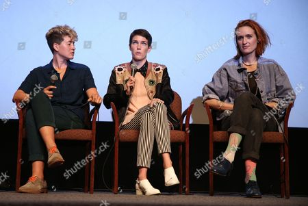 Mia Lidofsky, Celia Rowlson-Hall, Breeda Wool