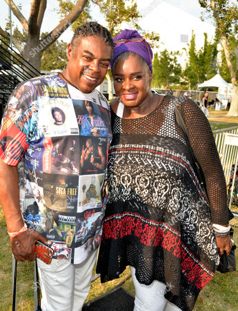 Editorial image of LA Soul Festival, USA - 15 Jul 2017