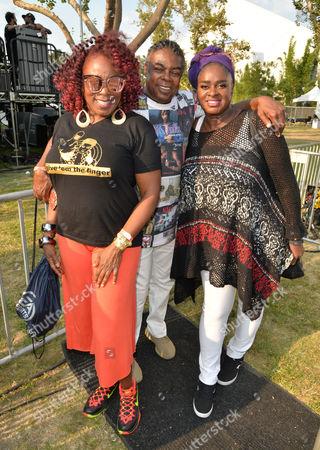 Editorial photo of LA Soul Festival, USA - 15 Jul 2017
