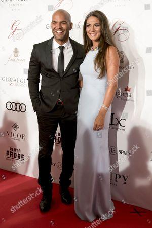 Amaury Nolasco and Lorena Bernal