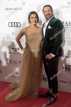 Eva Longoria and Rafael Amargo