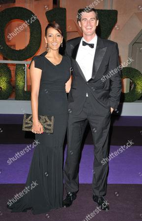 Alejandra Gutierrez and Jamie Murray