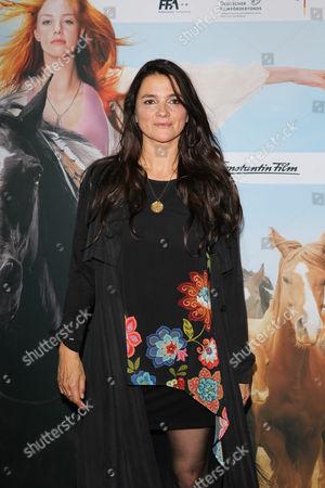 Stock Photo of Katja von Garnier,