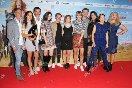Editorial image of Premiere of Windstorm 3 at Mathaeser Filmpalast, Munich, Germany - 16 Jul 2017