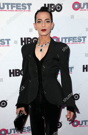 Editorial image of 'Freak Show' film screening, Outfest Film Festival, Los Angeles, USA - 16 Jul 2017