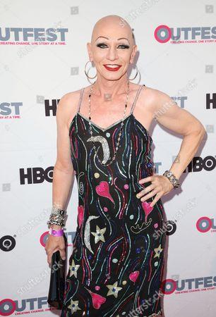 Editorial photo of 'Freak Show' film screening, Outfest Film Festival, Los Angeles, USA - 16 Jul 2017