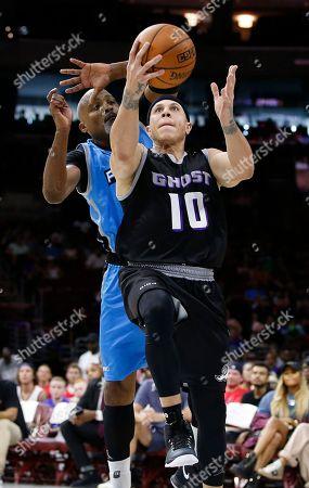 Editorial picture of BIG3 Basketball, Philadelphia, USA - 16 Jul 2017