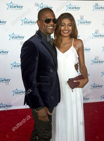 Editorial image of Starkey Hearing Foundation Awards Gala, Arrivals, St.Paul, USA - 16 Jul 2017