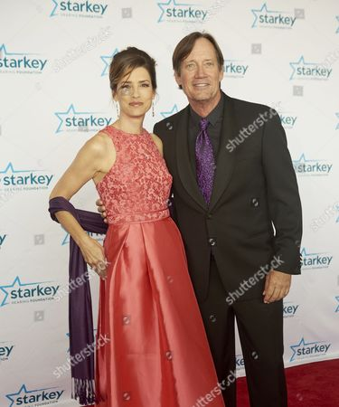 Editorial picture of Starkey Hearing Foundation Awards Gala, Arrivals, St.Paul, USA - 16 Jul 2017