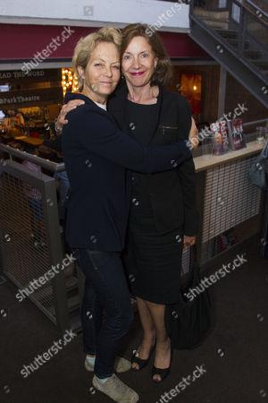 Stock Image of Jenny Seagrove and Belinda Lang
