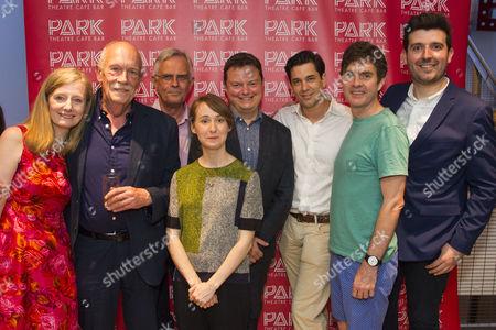 Denise Silvey (Producer), Hugh Ross (Charles), Philip Bretherton (Harry), Bryony Hannah (Isabella), Anthony Banks (Director), Adam Garcia (Skinner), Paul Higgins (Barry/Basil) and David Sloan (Producer)