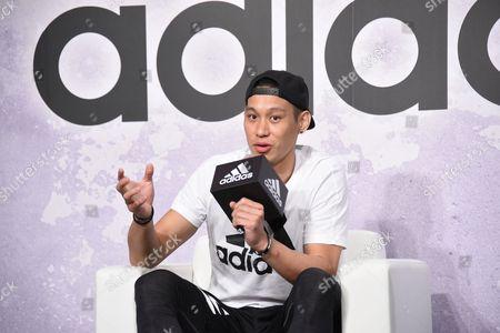 Editorial image of Adidas promotional event, Taipei, Taiwan - 16 Jul 2017