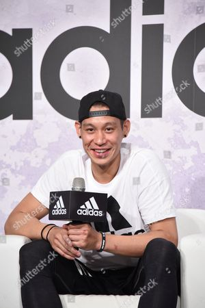 Editorial picture of Adidas promotional event, Taipei, Taiwan - 16 Jul 2017