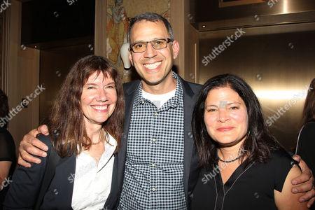 Diane Weyermann (Producer), Jon Shenk (Co-Director) and Bonni Cohen (Co-Director)