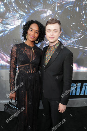 Editorial photo of World film Premiere of EuropaCorp 'Valerian and the City of a Thousand Planets', Los Angeles, USA - 17 Jul 2017