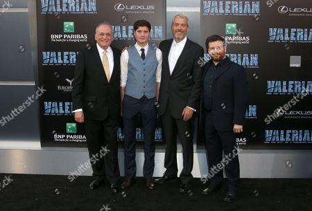 Joe Letteri, Eric Reynolds, Martin Hill, Ben Pickering