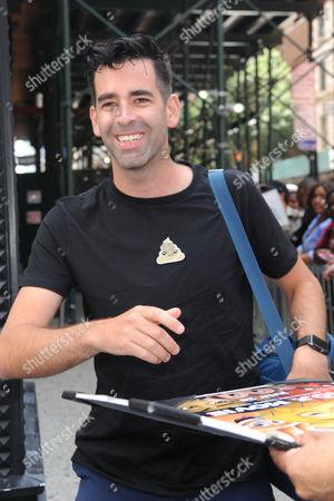 Stock Photo of Jeremy Burge