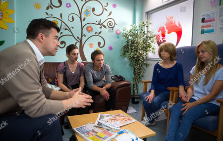 Ep 8936 Monday 4 July 2016 - 1st Ep Gail Rodwell, as played by Helen Worth, David Platt, as played by Jack P Shepherd, and Kylie Platt, as played by Paula Lane, attend a meeting with Sarah Platt, as played by Tina O'Brien, and her psychiatrist. When Sarah admits the idea of returning home scares her, Kylie's consumed with guilt. Sarah opens up to the psychiatrist about her ordeal with Callum and how she thought he was going to kill her until Kylie arrived. Gail listens in aghast while David and Kylie brace themselves.